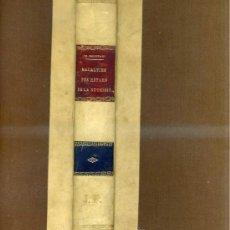 Libros antiguos: BOUCHARD : RETARDO DE LA NUTRICIÓN (1891). Lote 30745010