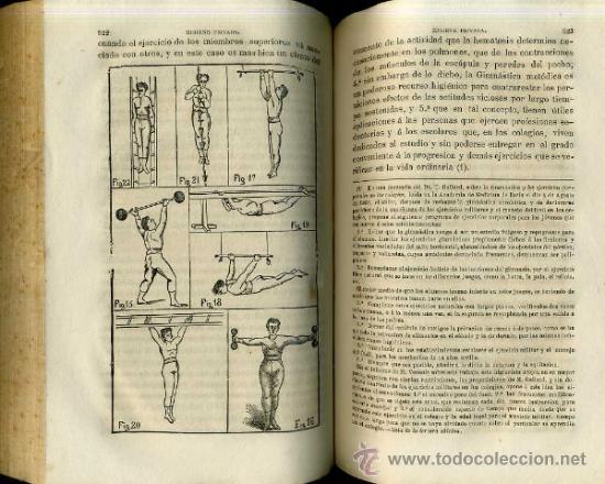 Libros antiguos: GINÉ Y PARTAGÁS : HIGIENE PRIVADA Y PÚBLICA (1874 / 1876) - Foto 4 - 30744049