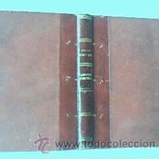 Libros antiguos: NOCIONES DE PATOLOGÍA QUIRÚRGICA GENERAL. BASTOS, M. – ASCARZA, L.S. – LUNA, J. 1921 1ª ED. Lote 29462886