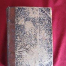 Libros antiguos: NUEVO MANUAL DE MEDICINA HOMEOPÁTICA - POR EL DR. G.H.G. JAHR - 1903. Lote 32045003