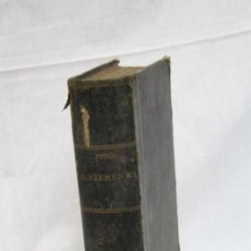 Libros antiguos: LA OFICINA DE FARMACIA ESPAÑOLA SEGÚN DORVAULT - DECIMOSEXTO SUPLEMENTO, 1896. Lote 32026099
