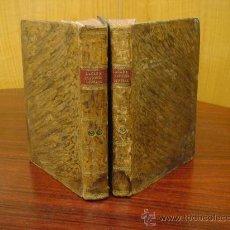 Libros antiguos: CURSO COMPLETO DE ANATOMIA DEL CUERPO HUMANO, 1820 2 VOL. TOMO 1 Y TOMO 3-4. Lote 32302541