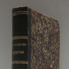Libros antiguos: TERAPEUTICA APLICADA Y ENSAYO FILOSOFICO - AÑO 1850. Lote 32447937