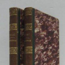 Libros antiguos: TRATADO ELEMENTAL DE FISIOLOGIA HUMANA - 2 TOMOS - AÑO 1869. Lote 32496827