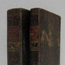 Libros antiguos: CURSO DE MATERIA MEDICA Y NOTICIA DE LAS AGUAS MINERALES DE ESPAÑA - AÑOS 1838/1840. Lote 32533786