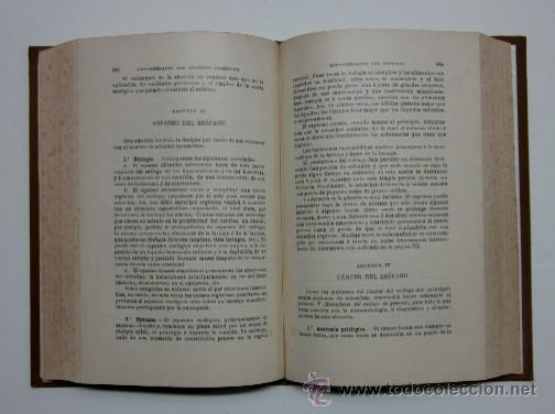 Libros antiguos: MANUAL DE PATOLOGIA INTERNA - 2 TOMOS - Foto 3 - 32568036