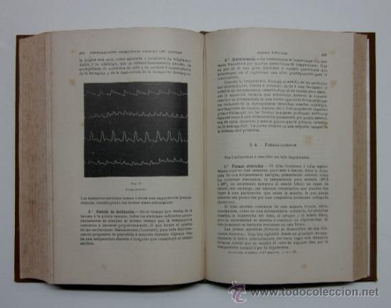 Libros antiguos: MANUAL DE PATOLOGIA INTERNA - 2 TOMOS - Foto 7 - 32568036