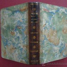 Libros antiguos: MEDICINA.'TRATADO DE LAS FIEBRES PERNICIOSAS INTERMITENTES' J.L. ALIBERT. MADRID 1807 ¡¡¡ RARO!!!. Lote 32766253