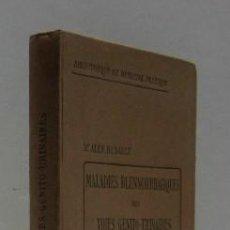 Libros antiguos: MALADIES BLENNORRHAGIQUES DES VOIES GENITO-URINAIRES. Lote 33099914