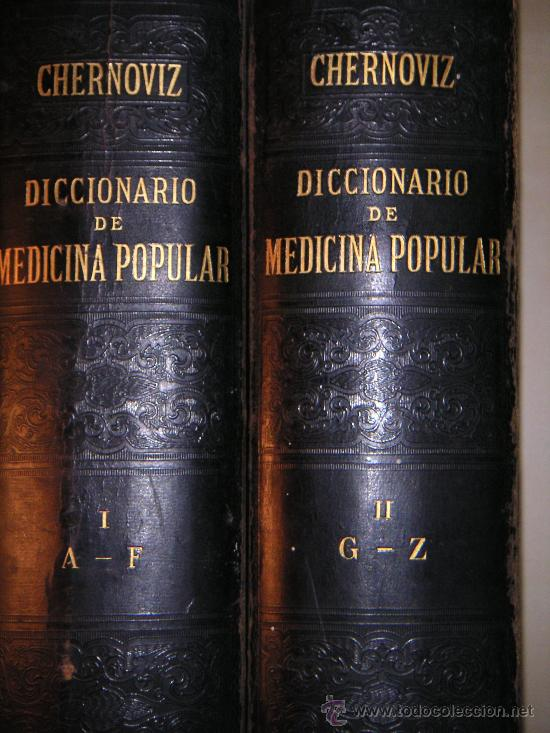 Chernoviz Diccionario De Medicina Popular Comprar Libros