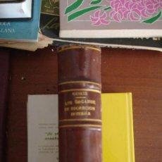 Libros antiguos: LOS ÓRGANOS DE SECRECIÓN INTERNA. SUS ENFERMEDADES Y APLICACIONES TERAPÉUTICAS COBB, IVO GEIKIE,1920. Lote 33568419