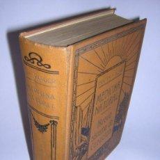 Libros antiguos: 1930 - DR. VANDER - MEDICINA NATURAL - 600 ILUSTRACIONES Y LAMINAS. Lote 33716279
