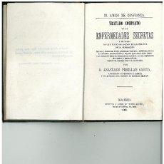 Libros antiguos: TRATADO COMPLETO DE LAS ENFERMEDADES SECRETAS . Lote 33755047