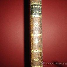 Libros antiguos: FARMACOPEA FRANCESA. AÑO 1840. DR. D. MANUEL JIMENEZ. 1ª EDIC. IMPRENTA DE D. N. SANCHIZ. SELLADO.. Lote 34471927