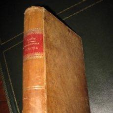 Libros antiguos: TRATADO DE TERAPEUTICA CLINICA Y PROFILAXIA DE LAS ENFERMEDADES DE LOS NIÑOS -. Lote 35559245