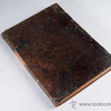 Libros antiguos: LIBRO BOLETIN DE MEDICINA CIRUJIA Y FARMACIA, TOMO PRIMERO SEGUNDA SERIE, AÑO 1840. Lote 35562087