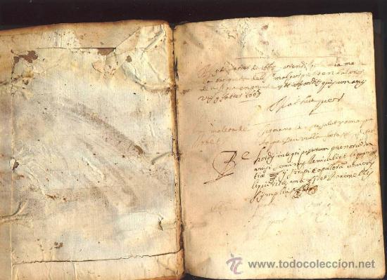 Libros antiguos: Manuscrito medicina en pergamino del S. XVII, entre 1667 y 1669 - Foto 3 - 35562786