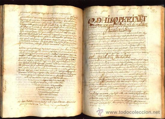 Libros antiguos: Manuscrito medicina en pergamino del S. XVII, entre 1667 y 1669 - Foto 8 - 35562786
