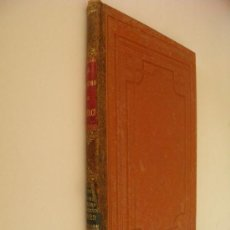 Libros antiguos: LA OFICINA DE FARMACIA ESPAÑOLA SEGÚN DORVAULT. TRIGÉSIMOTERCER SUPLEMENTO, 1913. BAILLY. Lote 35570409