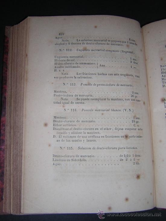Libros antiguos: 1845 - BLATIN / VILLALBA - TRATADO DE LAS ENFERMEDADES DE LAS MUGERES - Foto 5 - 36366110