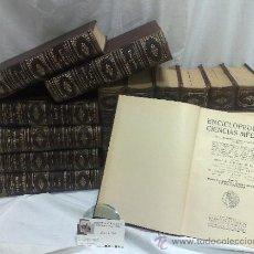 Libros antiguos: AÑO 1911 .- SATURNINO CALLEJA FERNÀNDEZ.-ENCICLOPEDIA DE CIENCIAS MEDICAS..-XIII TOMOS. Lote 36619025