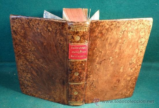 PRINCIPIOS DE CIRUGIA - RAMON FERNANDEZ - MADRID 1817 - VILLALPANDO - (Libros Antiguos, Raros y Curiosos - Ciencias, Manuales y Oficios - Medicina, Farmacia y Salud)