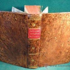 Libros antiguos: PRINCIPIOS DE CIRUGIA - RAMON FERNANDEZ - MADRID 1817 - VILLALPANDO -. Lote 36692735