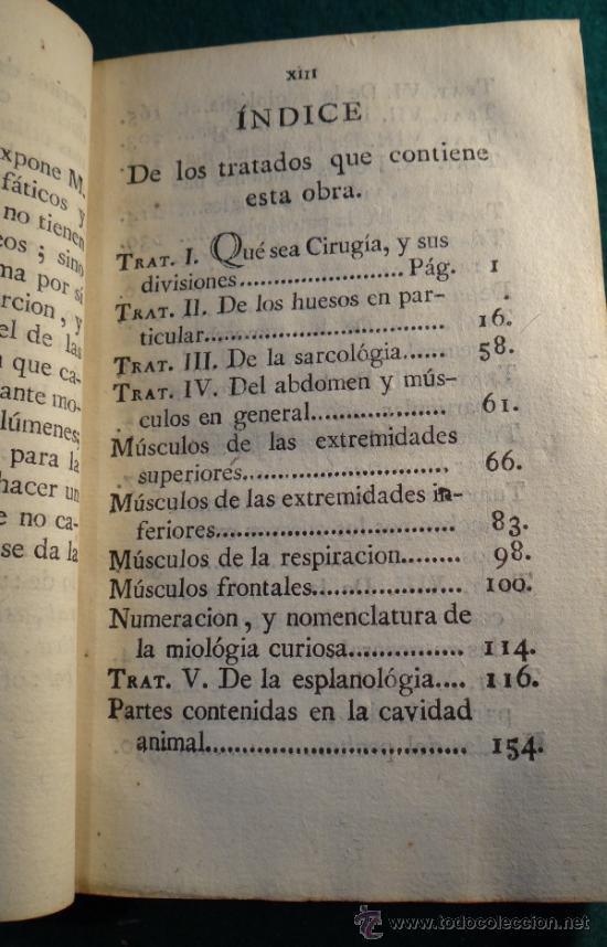 Libros antiguos: PRINCIPIOS DE CIRUGIA - RAMON FERNANDEZ - MADRID 1817 - VILLALPANDO - - Foto 9 - 36692735
