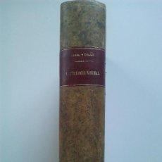 Libros antiguos: ELEMENTOS DE HISTOLOGÍA NORMAL Y DE TÉCNICA MICROGRÁFICA. Lote 36723138