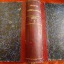 Libros antiguos: GRAN TOMO ARCHIVOS INTERNACIONALES, 1905 TOMO 2 MEDICINA LARINGOLOGIA. Lote 36728679