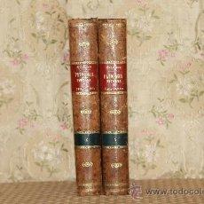 Libros antiguos: 3184- TRATADO DE PATOLOGIA INTERNA. HERMANN EICHHORST. EDIT. ESPASA. S/F. TOMOS 2 Y 4.. Lote 37266447