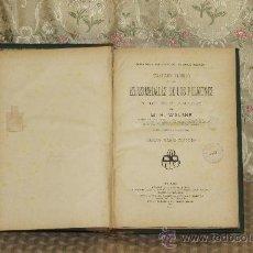 Libros antiguos: 3263- TRATADO CLINICO DE LAS ENFERMEDADES DE LOS PULMONES. H. WALSHE. EDIT. CARLOS BAILLY. 1881.. Lote 37434125