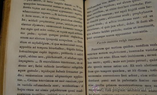 Libros antiguos: NOSOGRAPHIAE COMPENDIUM - PINEL - EDITIO PRIMA HISPANA - 1829 - MATRITI - TOMUS I Y II - - Foto 9 - 37958179