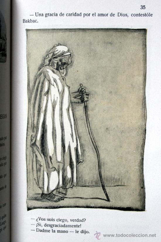 EL CIEGO EN LA LITERATURA NARRATIVA (Libros Antiguos, Raros y Curiosos - Ciencias, Manuales y Oficios - Medicina, Farmacia y Salud)