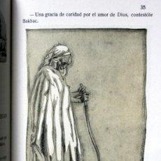Libros antiguos: EL CIEGO EN LA LITERATURA NARRATIVA. Lote 38416338