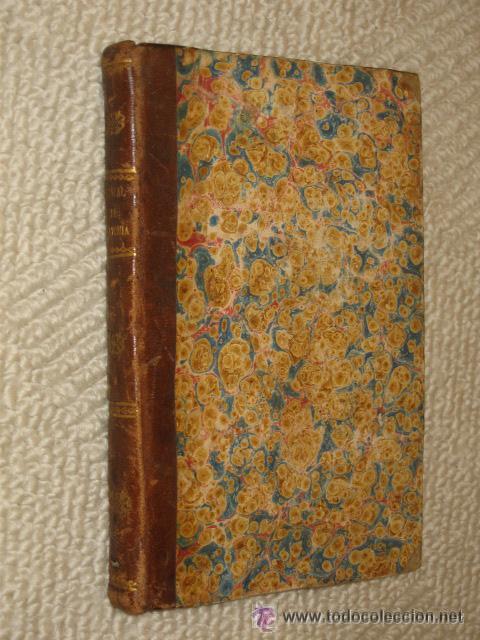 NUEVO MANUAL DE ANATOMÍA GENERAL DEL HOMBRE, POR L. J. MARCHESSEAUX. 1845. 1ª ED. (Libros Antiguos, Raros y Curiosos - Ciencias, Manuales y Oficios - Medicina, Farmacia y Salud)