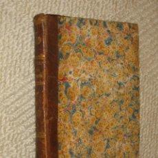 Libros antiguos: NUEVO MANUAL DE ANATOMÍA GENERAL DEL HOMBRE, POR L. J. MARCHESSEAUX. 1845. 1ª ED.. Lote 38909318