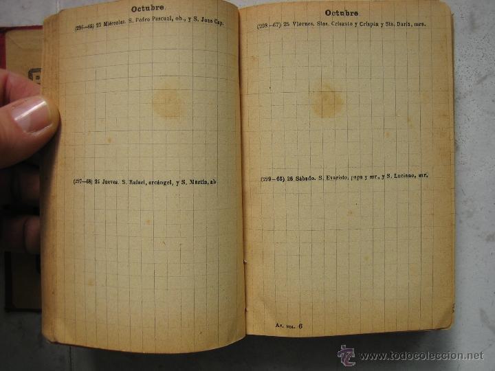 Libros antiguos: Agenda médico-quirúrgica 1918 por Bailly Bailliere. Madrid - Foto 5 - 39915821
