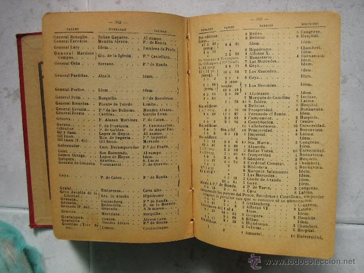 Libros antiguos: Agenda médico-quirúrgica 1918 por Bailly Bailliere. Madrid - Foto 7 - 39915821