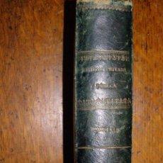Libros antiguos: CARLOS LONDE : HIGIENE PRIVADA Y PÚBLICA -1879 -TOMOS I Y II. Lote 40190275