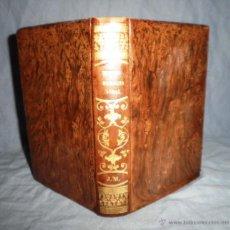 Libros antiguos: TRATADO DE MEDICINA LEGAL - RAMON FERRER Y GARCÉS - AÑO 1847 - PLENA PIEL.. Lote 40316603