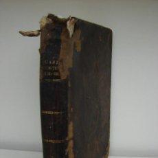 Libros antiguos: PRONTUARIO DE MEDICINA CLINICA O PRACTICA. JOSEPH QUARIN. IMPRENTA REAL 1799. Lote 40784259