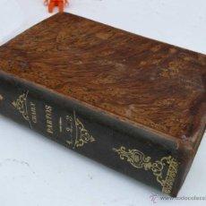 Libros antiguos: ANTIGUO LIBRO 1846 MEDICINA EL ARTE DE PARTEAR CHAILLY DOCTOR PARIS ENFERMERIA OBSTETRICIA. Lote 40793687