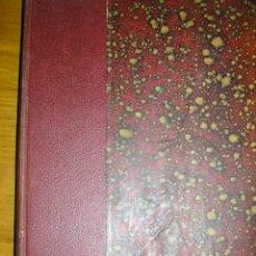 Libros antiguos: PRIMEROS 12 FASCICULOS ENCUADERNADOS AÑO 1936 REVISTA ACTAS CIBA - ESPAÑA - UNICO!. Lote 40946126