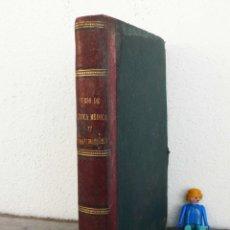 Libros antiguos: UNICO, NUNCA VISTO, LIBRO ANTIGUO 1875 MEDICINA HISTORIAS CLINICA MEDICA FACULTAD VALENCIA 1874 . Lote 41236240