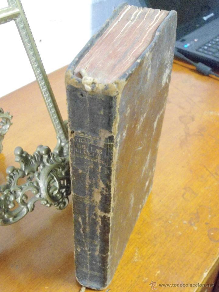 Libros antiguos: M. BELL. TRATADO TEÓRICO Y PRÁCTICO DE LAS ÚLCERAS. 1790 - Foto 4 - 41267929