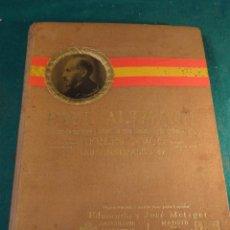 Libros antiguos: CATALOGO MEDICINA FARMACIA QUIMICA - PAUL ALTMAN - JOSE METGER - 1910 - 469 PAGS. - RARO -. Lote 177088735