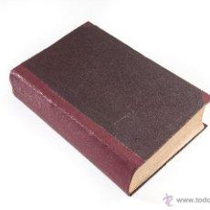 Libros antiguos: LIBRO DE TRATADO DE ANATOMIA HUMANA, TOMO SEGUNDO, SALVAT EDITORES AÑO 1933. Lote 42378675