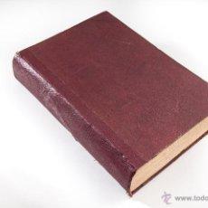 Libros antiguos: LIBRO DE TRATADO DE ANATOMIA HUMANA, TOMO TERCERO, SALVAT EDITORES AÑO 1931. Lote 42378679