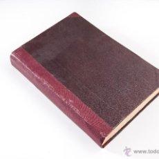 Libros antiguos: LIBRO DE TRATADO DE ANATOMIA HUMANA, TOMO CUARTO, SALVAT EDITORES AÑO 1931. Lote 42378685